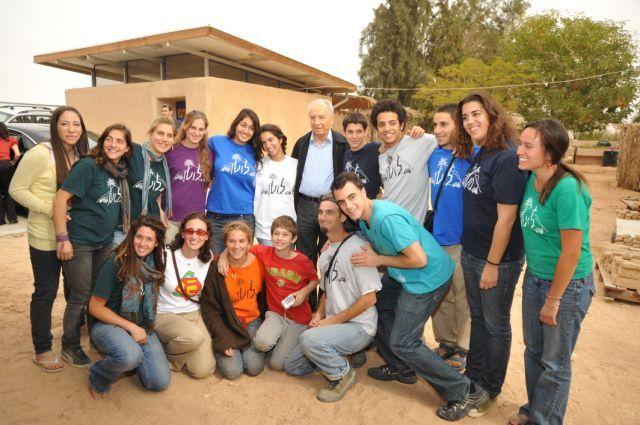 Kibbutz-Volunteer-Israel