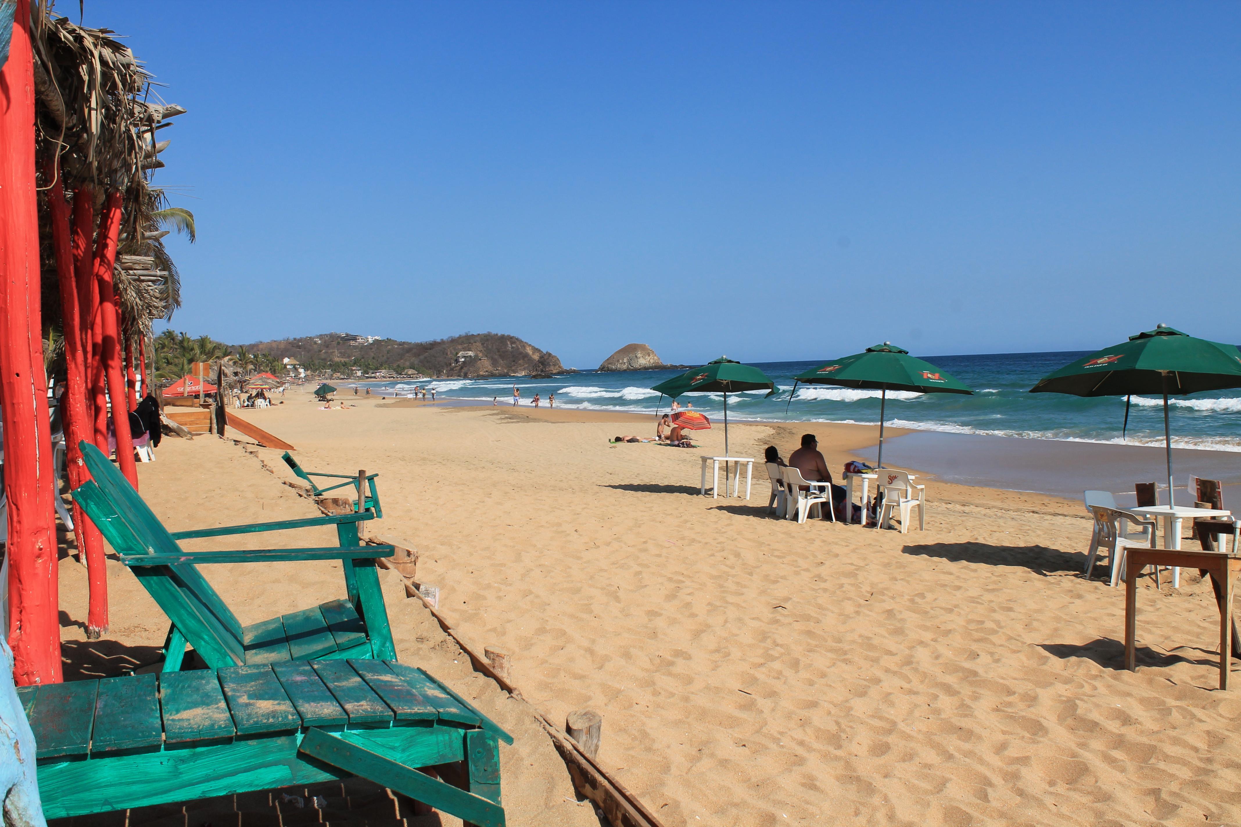 playas de Zipolite